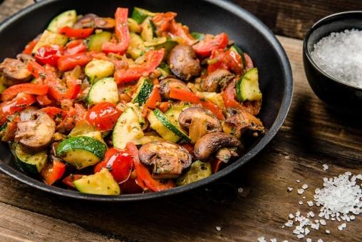 Gastronomie vegetarisch